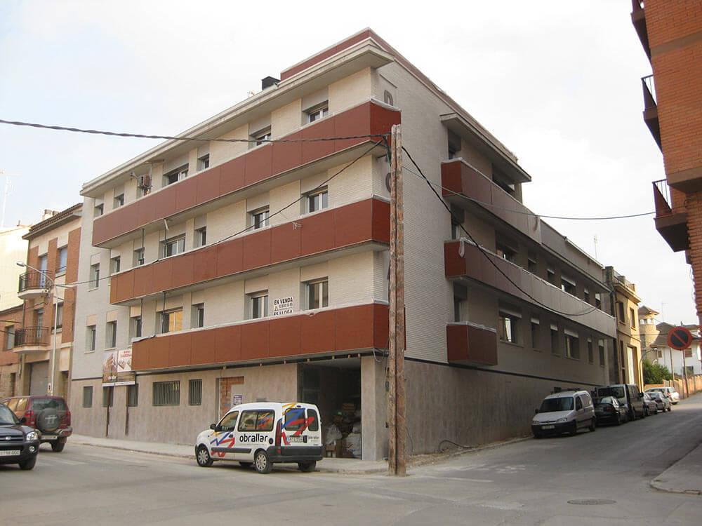 Construcció d'edificis i cases unifamiliars 5 - Obrallar