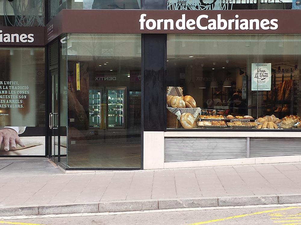 Forn de Cabrianes
