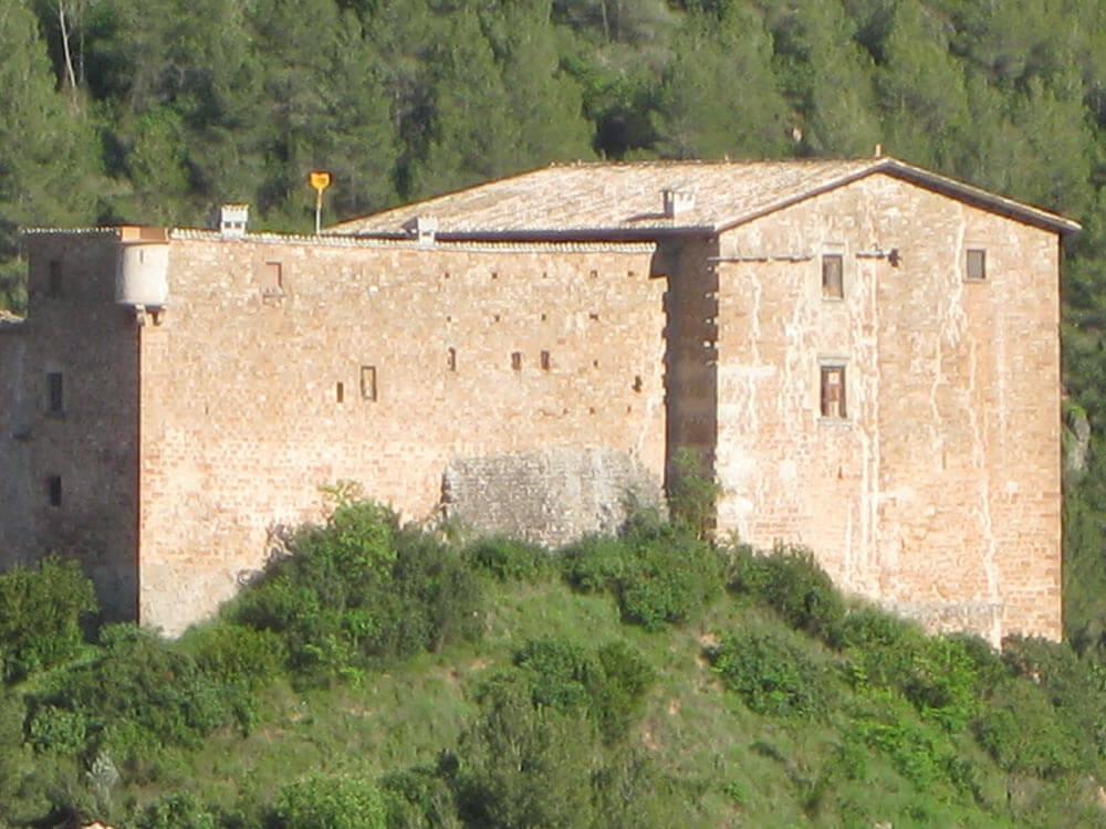 Castell de Rajadell
