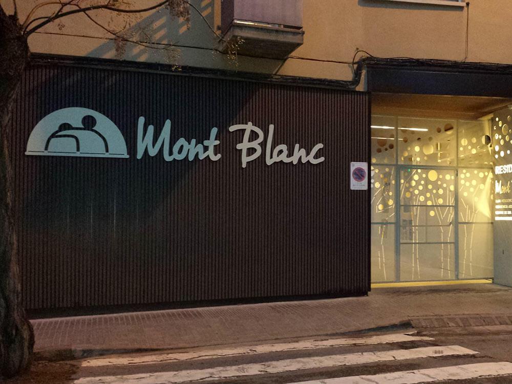 Residència Mont Blanc