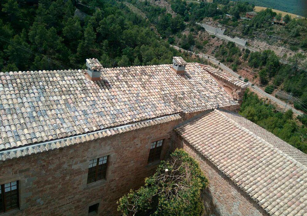 Rehabilitació Castell de Rajadell - Obrallar