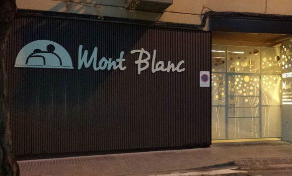 Residencia Mont Blanc