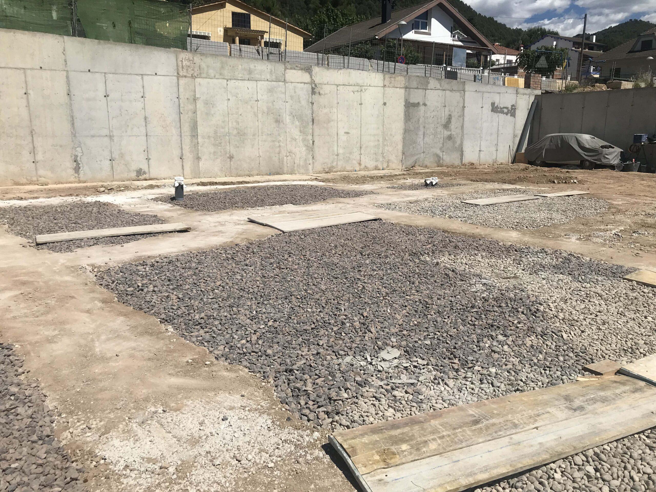 CONSTRUCCIÓ D'UNA VIVENDA AL PONT DE VILOMARA